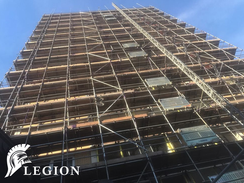 Scaffolding-Contractors